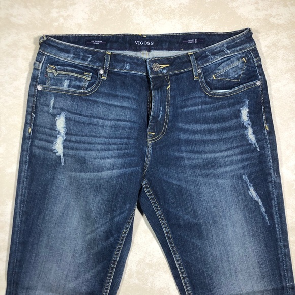 Vigoss The Dublin Skinny Jeans